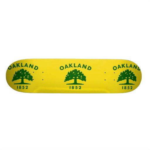 Oakland, California, United States flag Skateboard