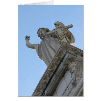 Oakland Cemetery 2 - Atlanta Georgia Card