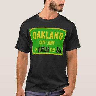 Oakland City Limit -- T-Shirt