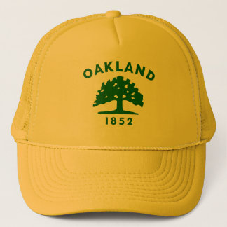 Oakland, Clalifornia 1852 Trucker Hat