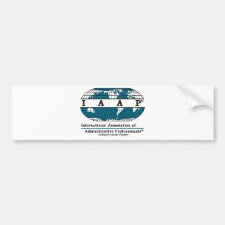 Oakland County Chapter Items Car Bumper Sticker