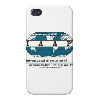 Oakland County Chapter Items iPhone 4/4S Case