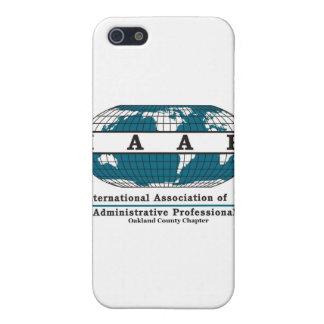 Oakland County Chapter Items iPhone 5 Case