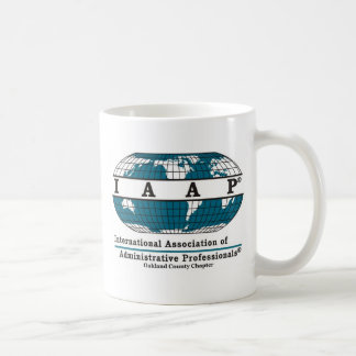 Oakland County Chapter Items Classic White Coffee Mug