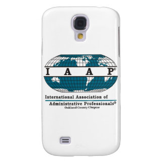 Oakland County Chapter Items Samsung S4 Case