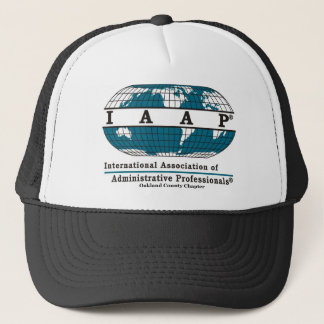 Oakland County Chapter Items Trucker Hat
