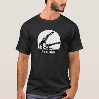 Oakland Cranes la camisa de la ciudad