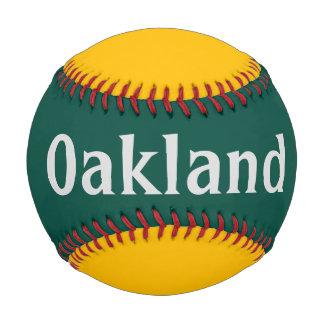 Oakland Custom Baseball