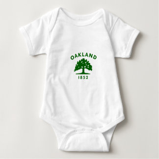 Oakland Flag1852 Remeras