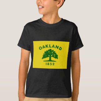 Oakland Flag T-Shirts