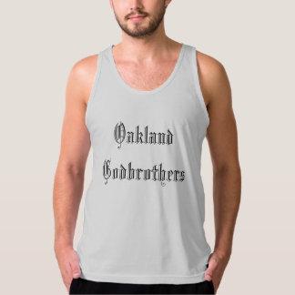 Oakland Godbrothers Tank Top