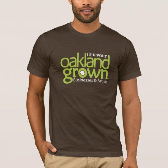 oakland-grown-i-support-no-url - Customized T-Shirt