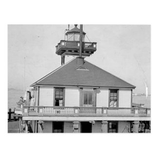 Oakland Harbor Lighthouse Post Cards