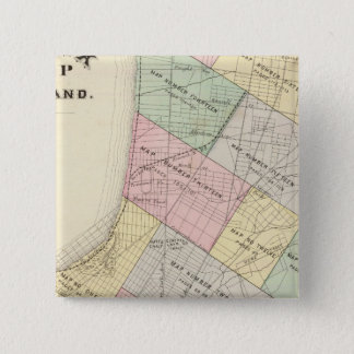 Oakland index map pinback button