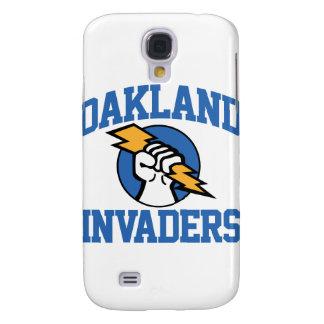 Oakland Invaders Samsung S4 Case