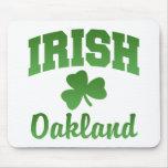 Oakland Irish Mousepad