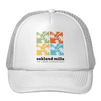 Oakland muele el gorra