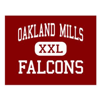 Oakland muele - los Falcons - el centro - Columbia Postal