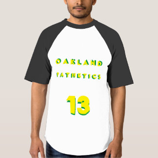 Oakland Pathetics - 13 T-shirt