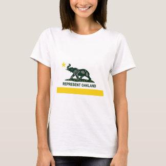 Oakland State Flag (Light) T-Shirt