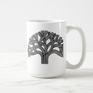 Oakland Tree Coffee Mug