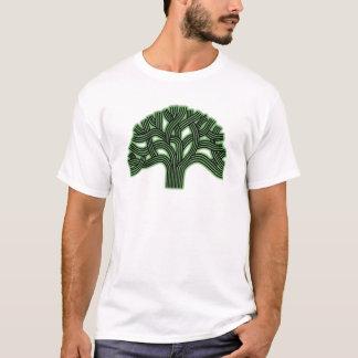 Oakland Tree Green Haze T-Shirt