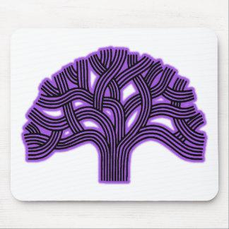 Oakland Tree Purple Haze Mouse Pad