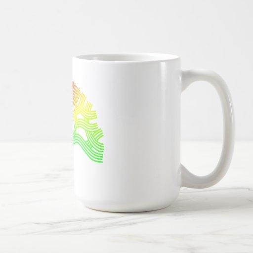 Oakland Tree Rainbow Mugs