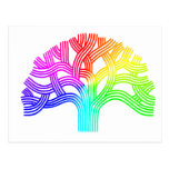 Oakland Tree Rainbow Post Cards