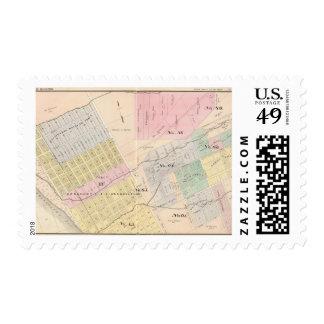 Oakland, vecindad 17 sellos