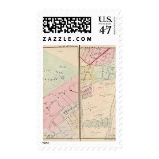 Oakland, vicinity 1112 postage