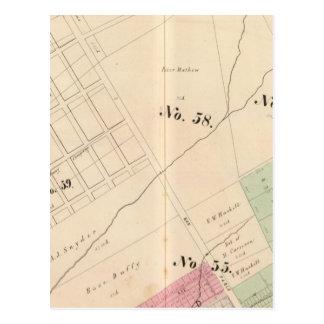 Oakland, vicinity 14 postcard