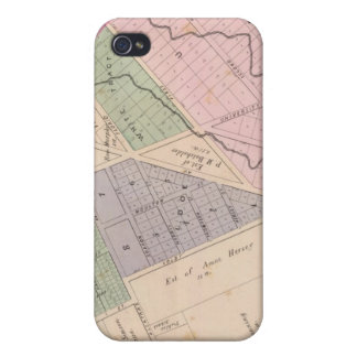 Oakland, vicinity 15 iPhone 4 cover