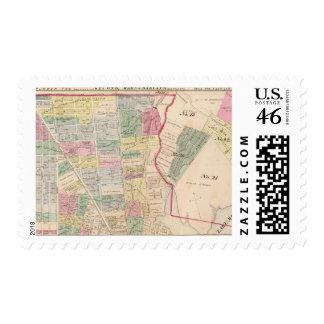 Oakland, vicinity 2 stamp