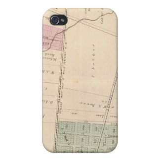 Oakland, vicinity 8 iPhone 4 cover