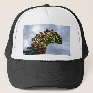 Oakleaf Hydrangea Bloom Trucker Hat
