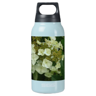 Oakleaf Hydrangea - Olympia Farmer's Market Garden Insulated Water Bottle