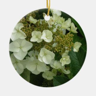 Oakleaf Hydrangea - Olympia Farmer's Market Garden Ornament