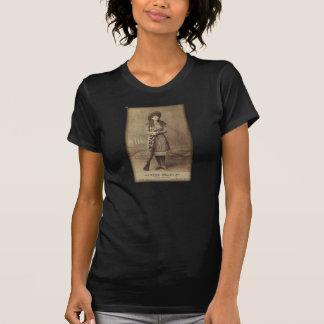 oakley de Annie poco tiro seguro Camisetas