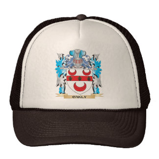 Oakly Coat of Arms - Family Crest Trucker Hat