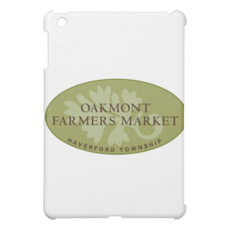Oakmont Farmers Market Logo iPad Mini Covers