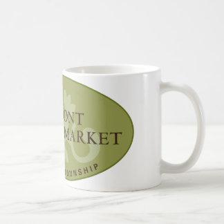 Oakmont Farmers Market Logo Classic White Coffee Mug