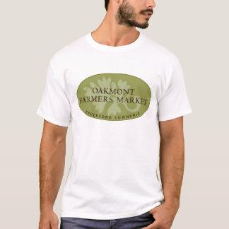 Oakmont Farmers Market Logo T-Shirt