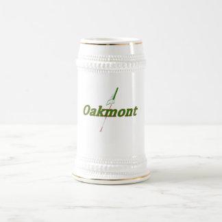 Oakmont-Golf Beer Stein