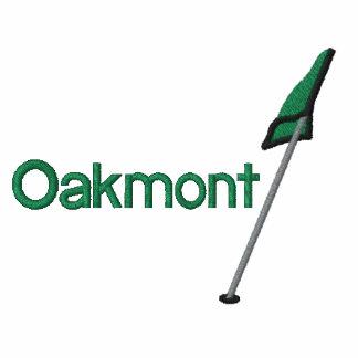 Oakmont Golf Embroidered Polo Shirt