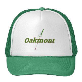 Oakmont-Golf Mesh Hat