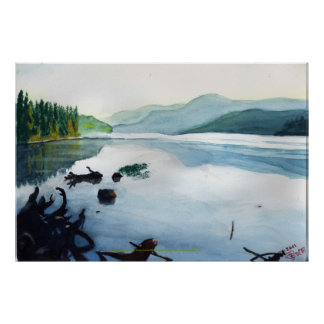 Oakridge Reservoir #2, Posters