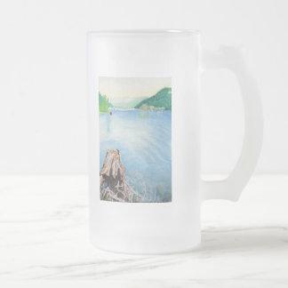 Oakridge Reservoir #4 Mugs