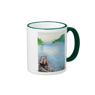 Oakridge Reservoir #4 Ringer Mug