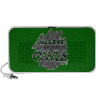 Oakridge School OWLS Arlington TX Travel Speakers